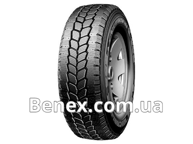 Зимняя Michelin Agilis 81 Snow-Ice 215/75 R16C