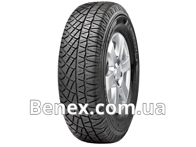Летняя Michelin Latitude Cross 215/65 R16